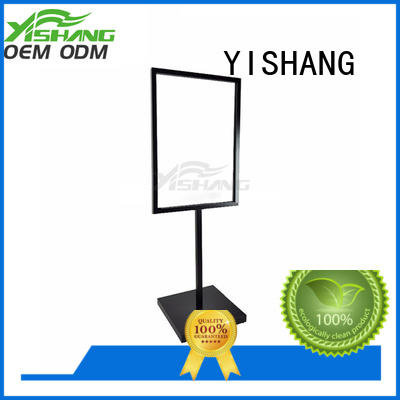 YISHANG poster display online for restaurant