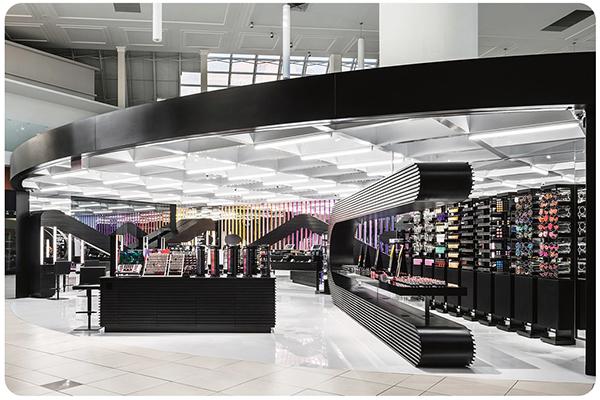 YISHANG -Professional Makeup Stand Cosmetics Display Shelves Manufacture-6