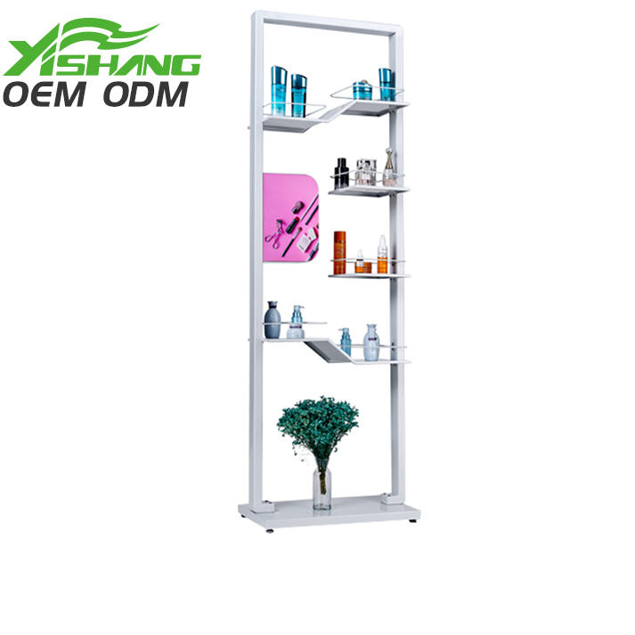 Hot makeup display stand rack YSIHANG Brand