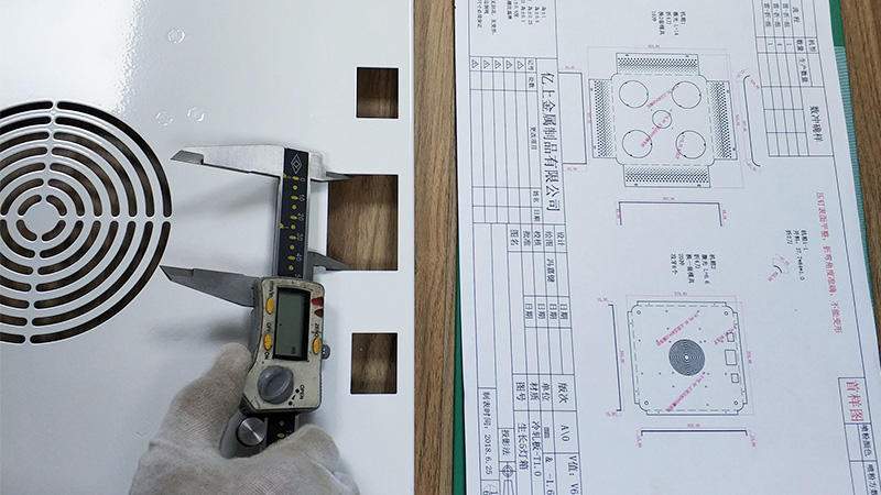 Measure Hole Size