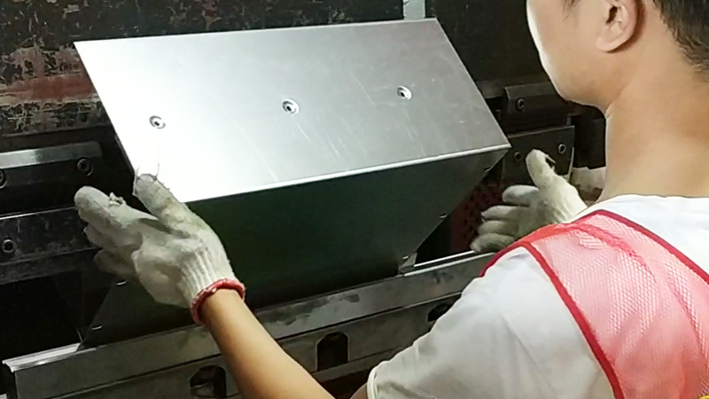 Bending-sheet metal fabrication, custom sheet metal, sheet metal manufacturing-YISHANG