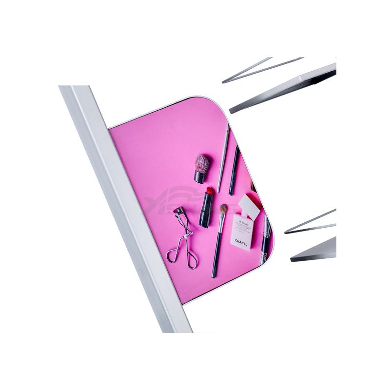 YISHANG -Professional Makeup Stand Cosmetics Display Shelves Manufacture