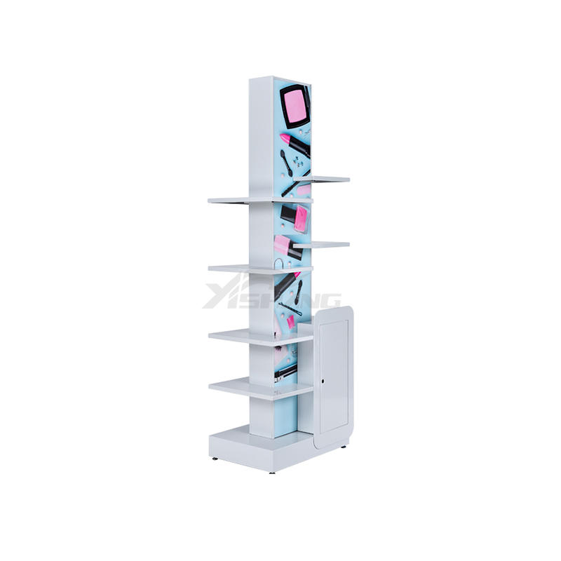 Custom Professional Metal Makeup Display Stand Manufacture