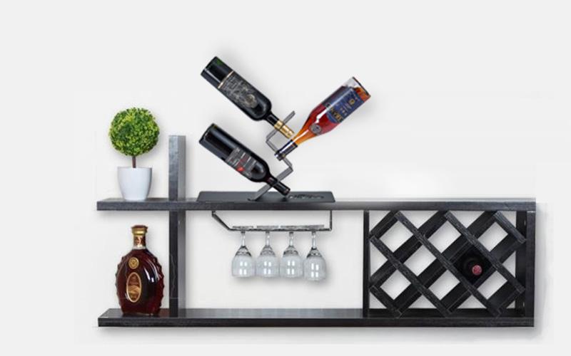 YISHANG -Retail Wine Racks kitchen Wine Rack On Yishang Display-Yishang-5