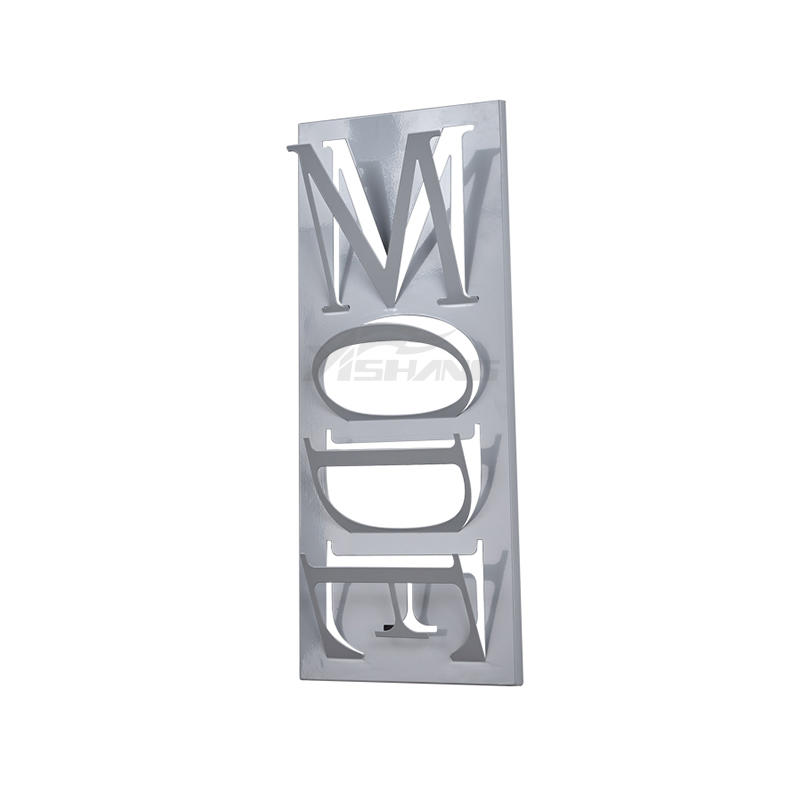 Wall Mounted Metal Magizine Display Rack  YS-1700031
