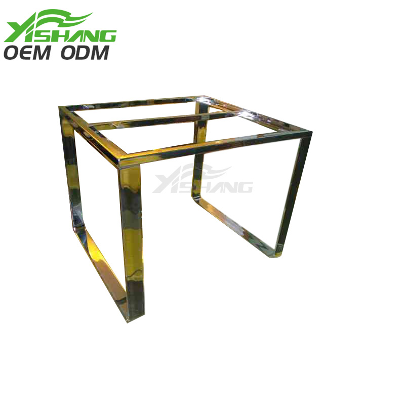 YISHANG -Find Custom Gold Metal Steel Frames Fabrication-Yishang