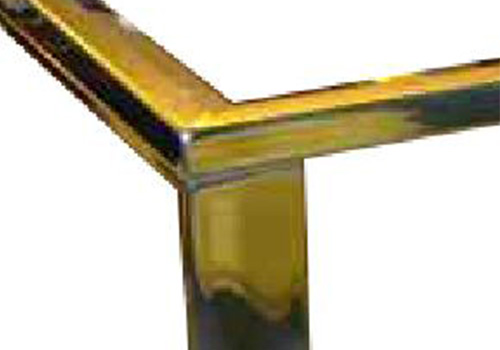 YISHANG -Find Custom Gold Metal Steel Frames Fabrication-Yishang-1