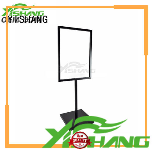 YISHANG table poster display online for signage companies