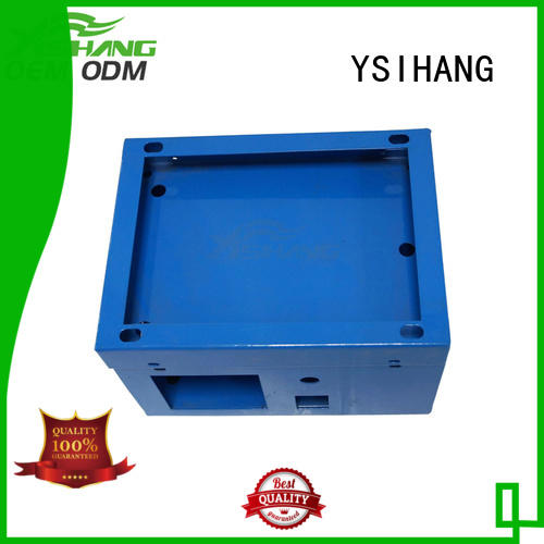 box coated sheet metal enclosure YSIHANG