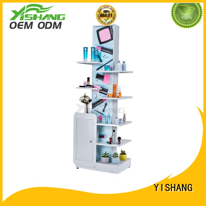 professional makeup stand design ideas YISHANG company