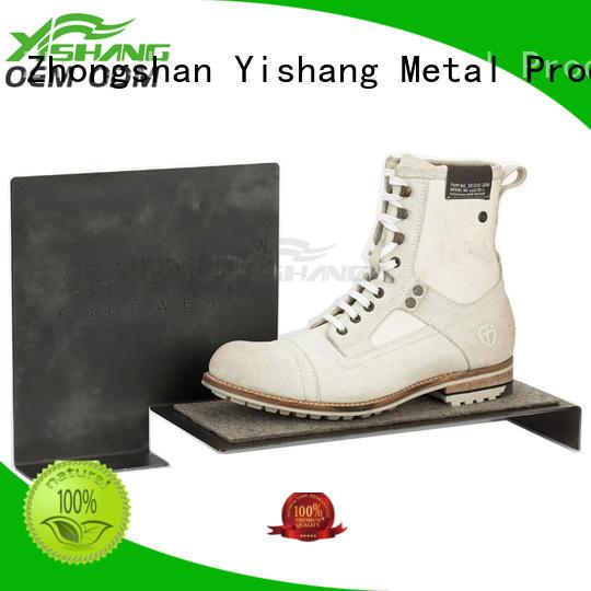 display free rotating YISHANG Brand shoe display