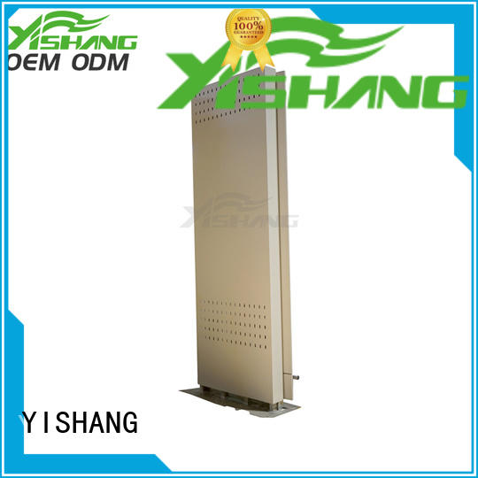 professional led light box advertising for shopping mall