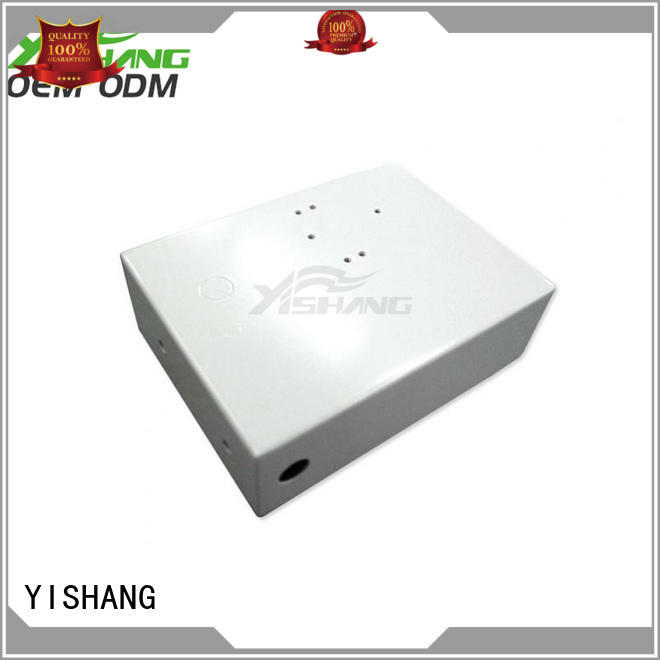 Quality YISHANG Brand stainless steel enclosure box