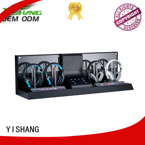 YISHANG Brand holder headphone metal headphone stand