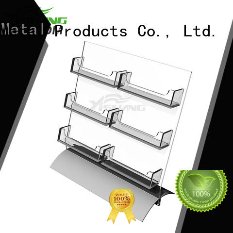Quality YISHANG Brand card display rack card