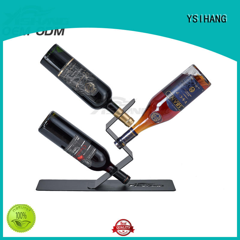 Wholesale powder wine racks for sale YSIHANG Brand