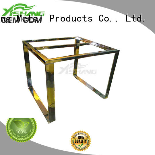 Quality YISHANG Brand custom metal frame steel
