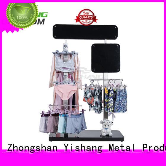 YISHANG display clothing display racks supplier for supermarket