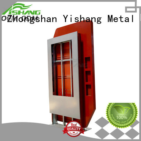 YISHANG indoor led lightbox advertising for airport