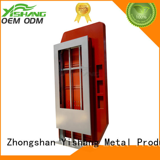 metal outdoor light box enclosure for airport