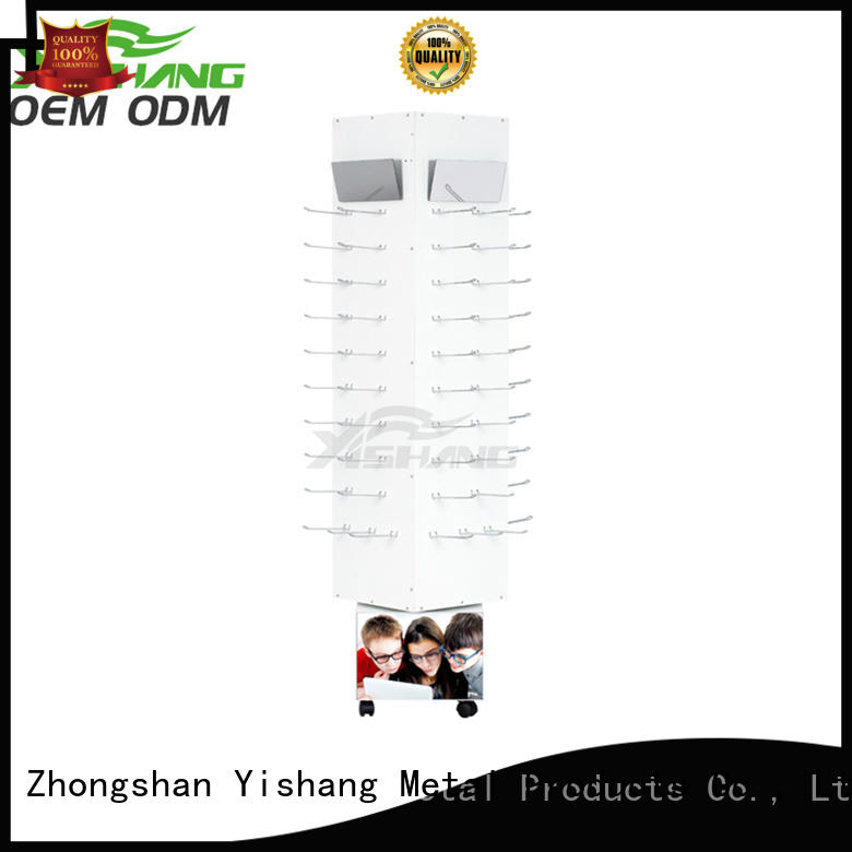 Wholesale rack display glasses display YISHANG Brand