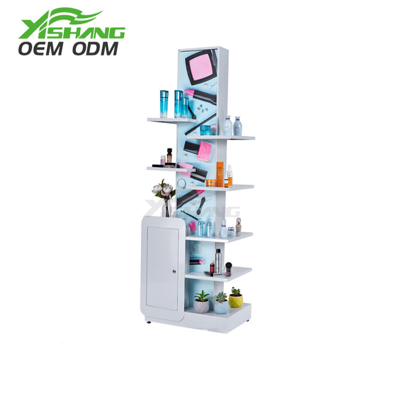 YISHANG -Best Professional Metal Makeup Display Stand Suppliers Ys-700047 Manufacture