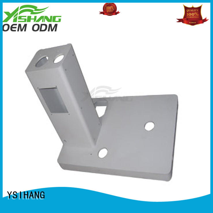 YSIHANG Brand fabrication steel metal custom metal frame