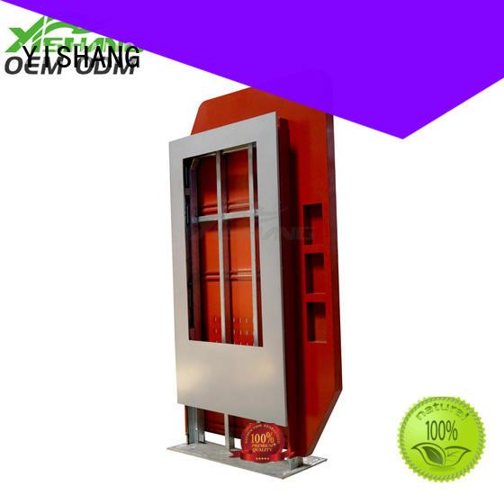 sign advertising enclosure led lightbox box YISHANG Brand