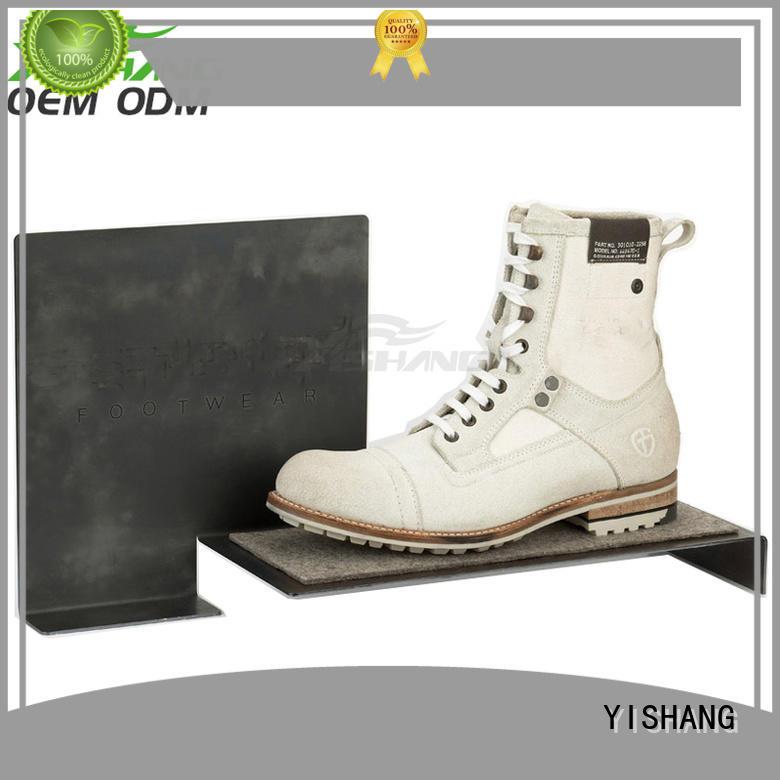 YISHANG shops shoe display supplier for kids
