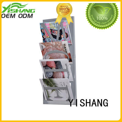 YISHANG stand book display shelf rack for book store
