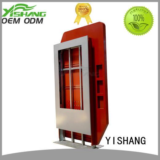 Wholesale white led lightbox YISHANG Brand