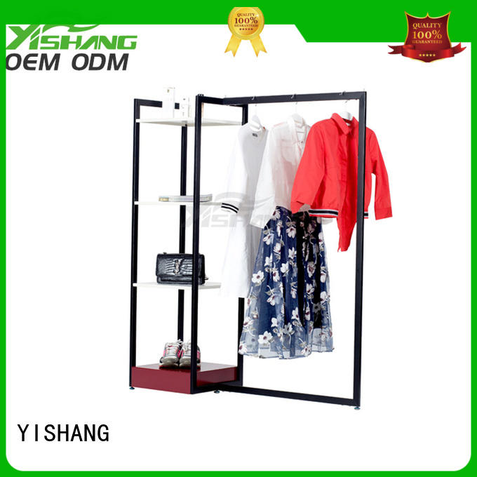 YISHANG retail clothing racks online for shop