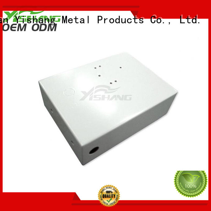 Custom metal metal enclosure sheet YISHANG