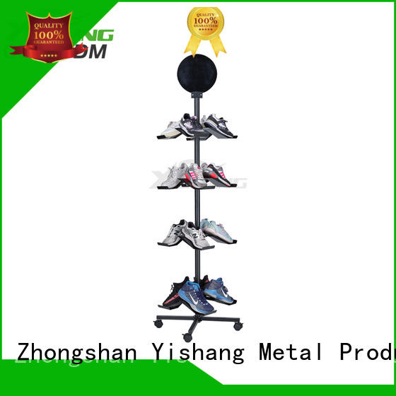 YISHANG shoe display rack supplier for store