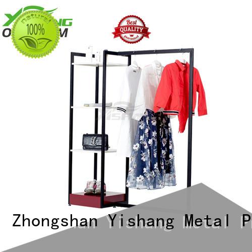 shops clothing clothing racks for sale YISHANG Brand