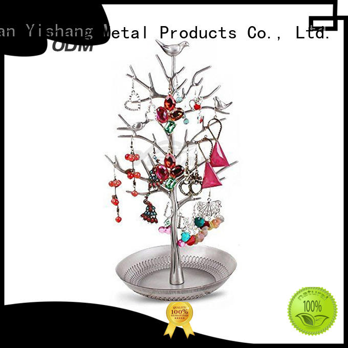 Quality YSIHANG Brand metal displayys200033 jewelry display