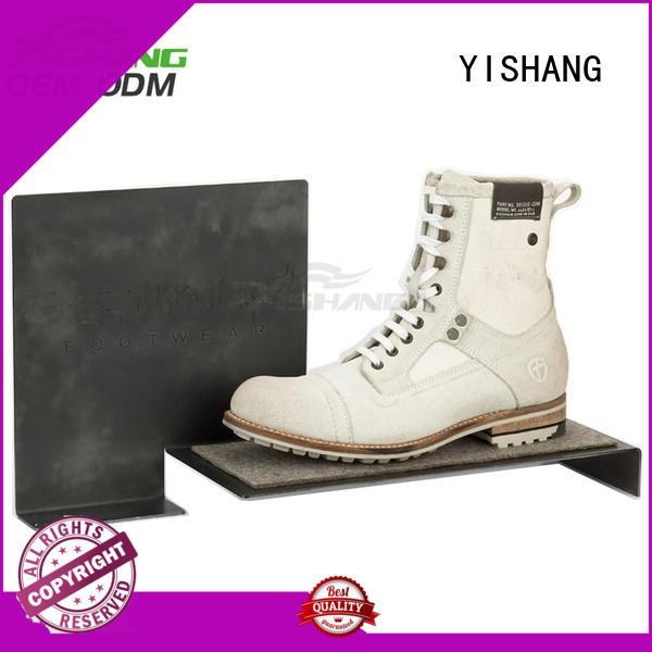 metal shoe shoe display display free YISHANG company