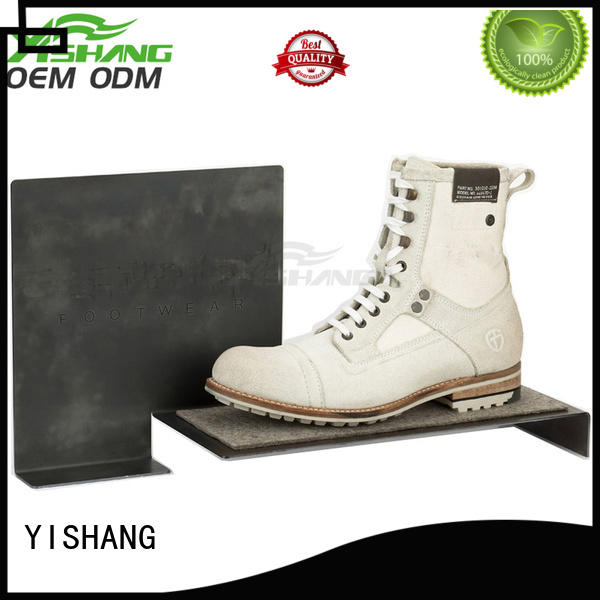 space shoe display shelves manufacturer for store