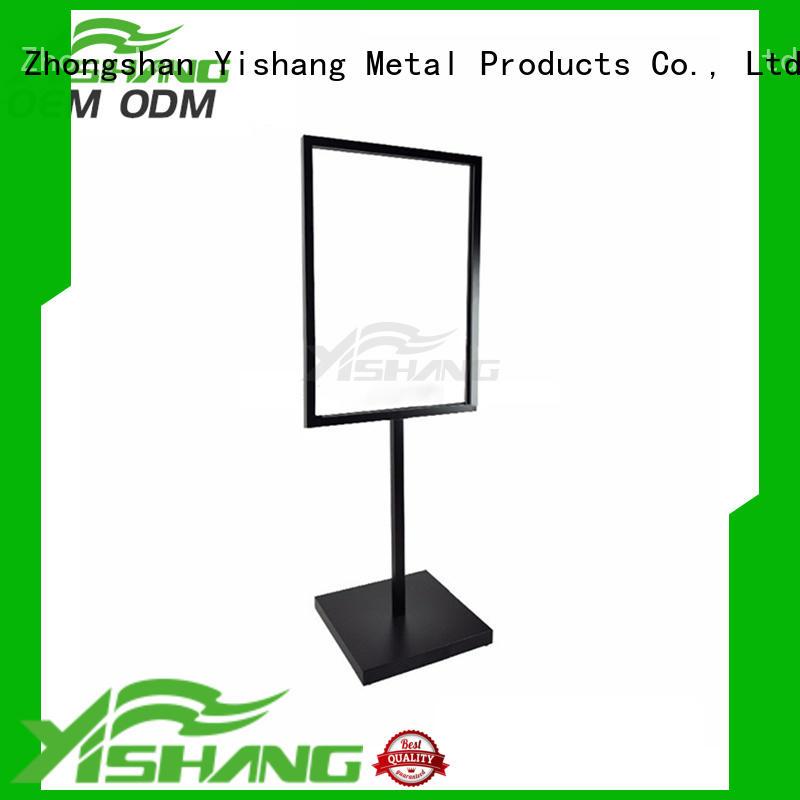 floor holders YISHANG Brand sign holder