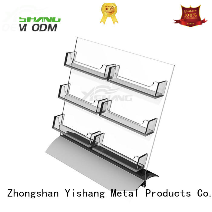 YISHANG greeting card display supplier for office