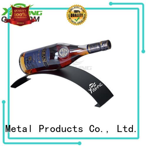 coating powder wine wine display rack YISHANG manufacture