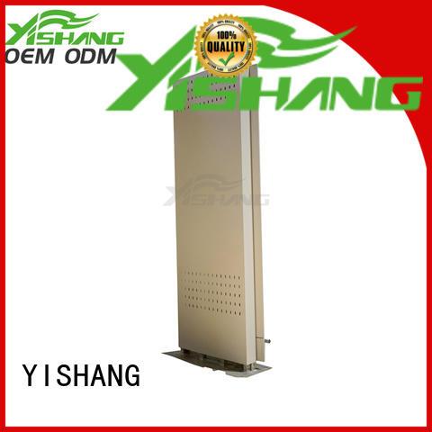 led led lightbox metal advertising YISHANG company