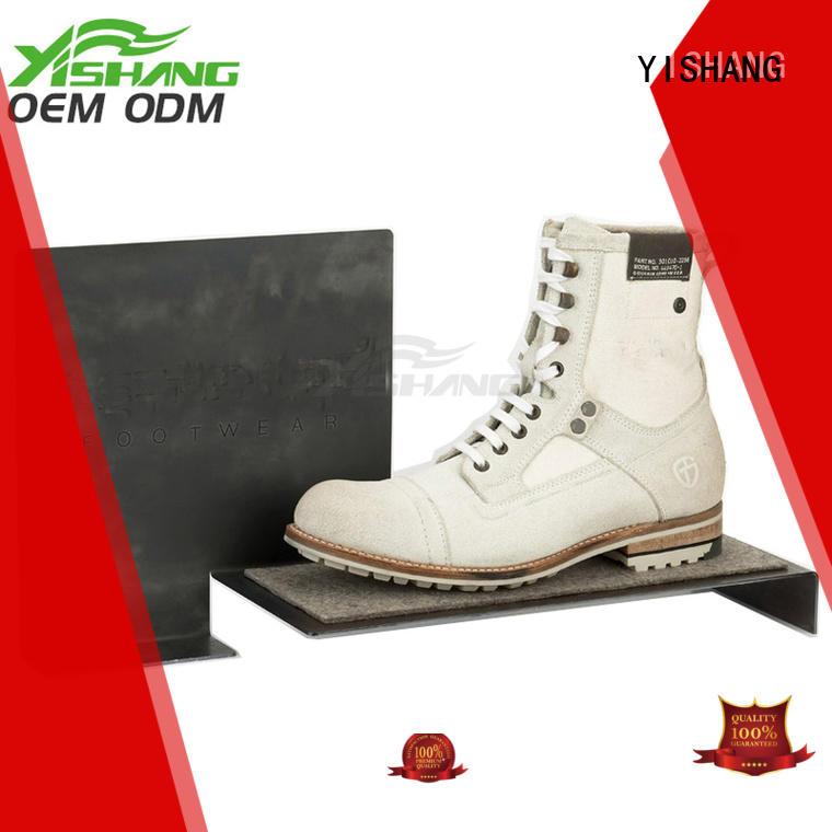 YISHANG Brand table shoe display shoe display rack