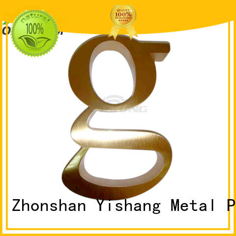 metal letters for sale metal YSIHANG Brand metal letters