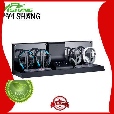 Custom display rotating display stand holder YISHANG