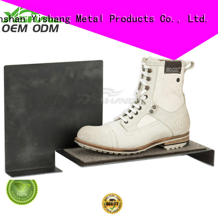 Wholesale ideas racks shoe display YSIHANG Brand