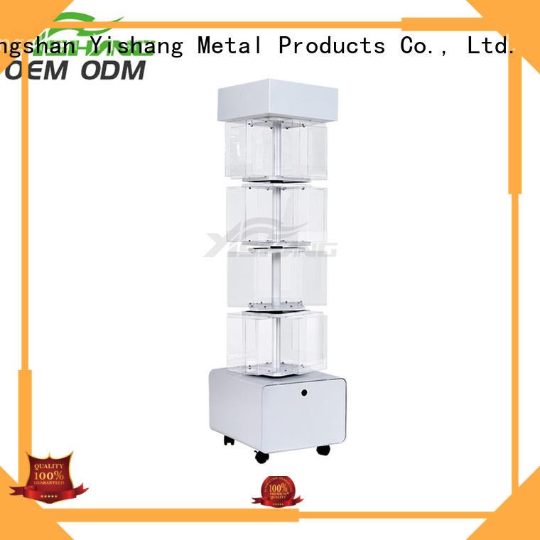 store holder YISHANG Brand metal headphone stand factory