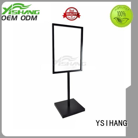 holders advertising advertising display stand YSIHANG manufacture