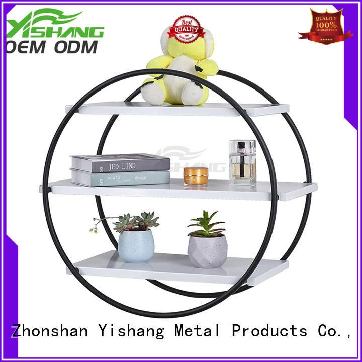 Quality YSIHANG Brand handbag metal wall-mounted organizer