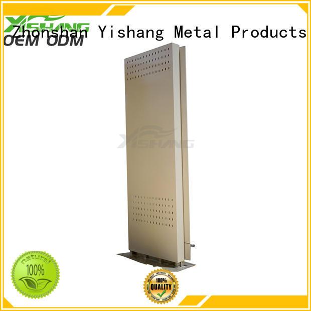 large Custom white led lightbox led YSIHANG